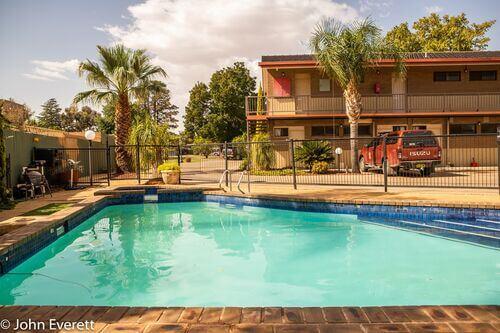 Mildura Motor Inn - Pool