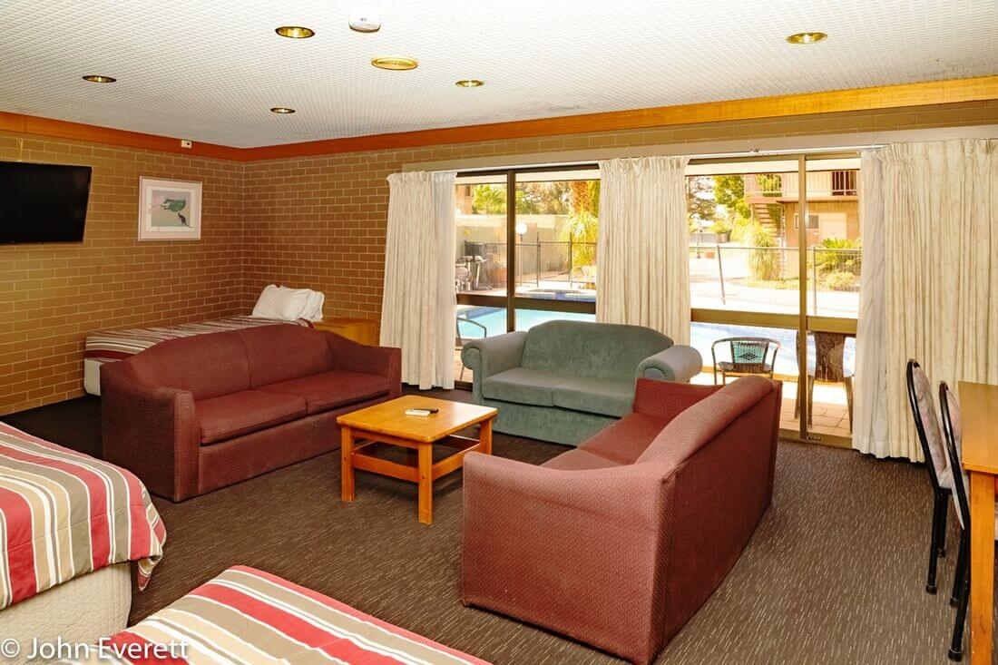 Family Room | Mildura Motor Inn