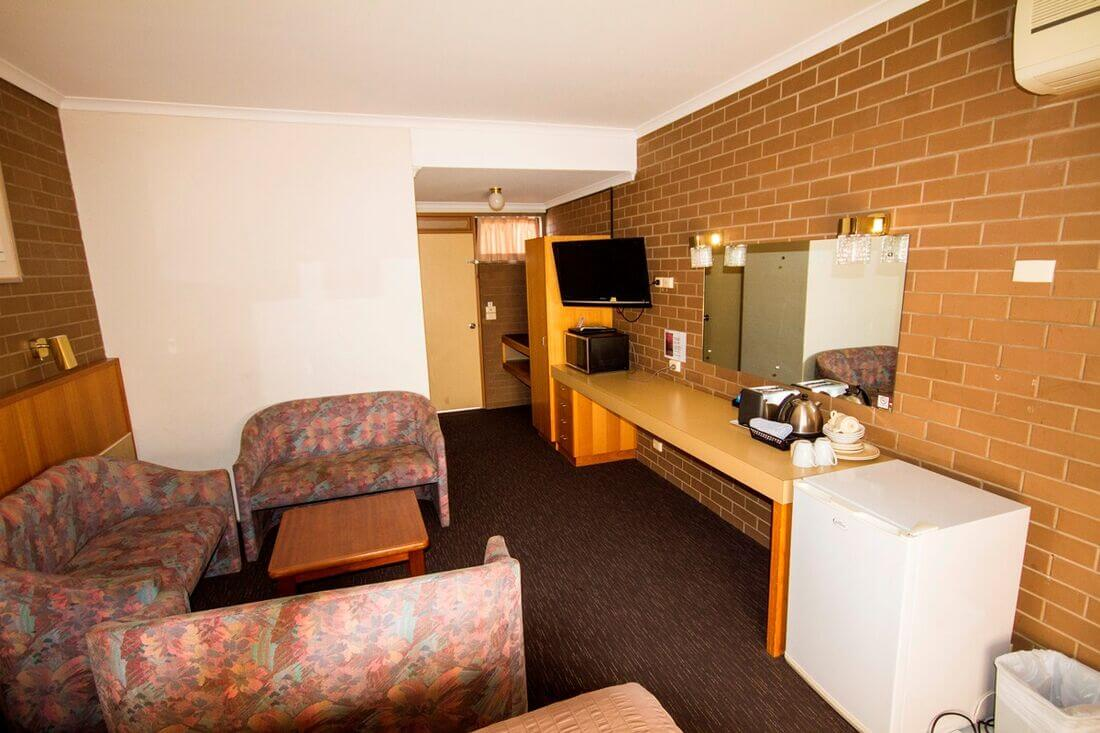 Family Rooms  Mildura Motor Inn