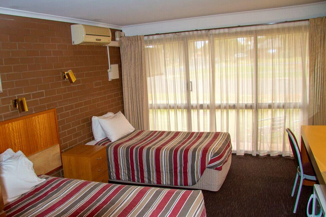 Interconnection Family Room  Mildura Motor Inn