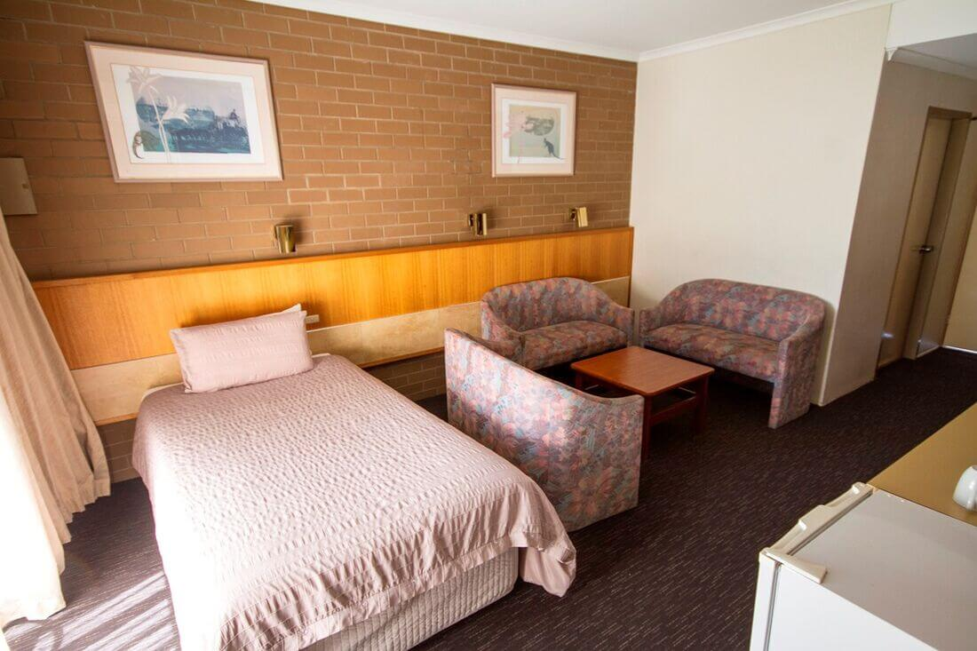 Large Family Rooms  Mildura Motor Inn