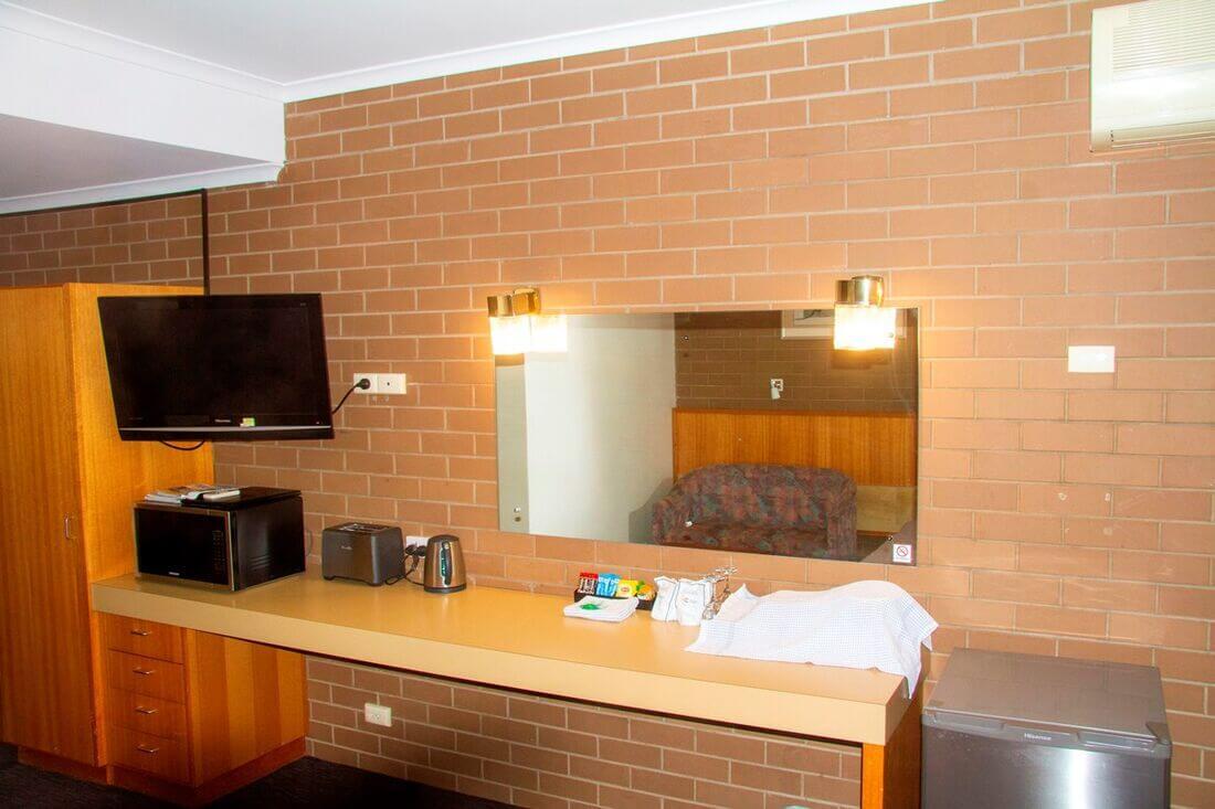Large Family Rooms  Mildura Motor Inn